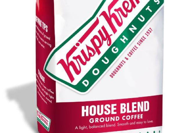KRISPY KREME DOUGHNUT CORPORATION HOUSE BLEND COFFEE