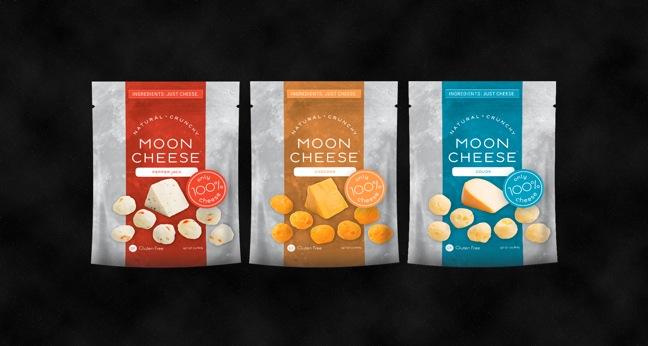 Moon Cheese varieties