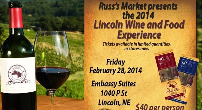 Russ's Market Wine Experience screen shot