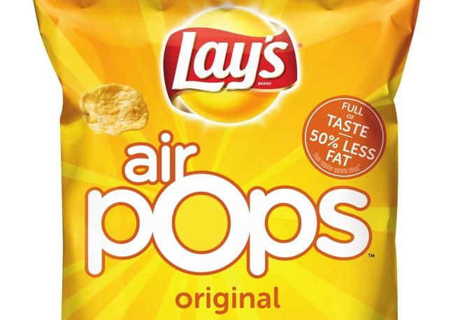 Lay's Air Pops Original