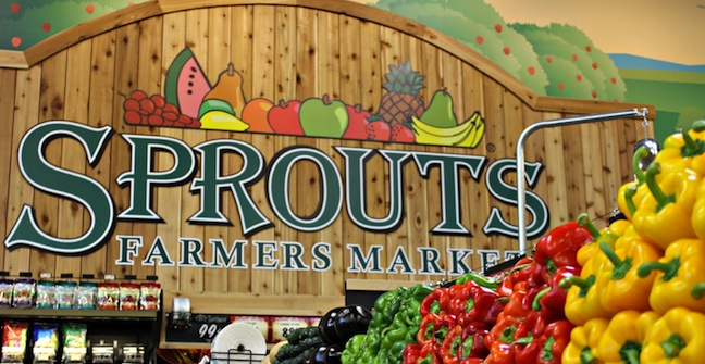 Sprouts logo Silverdale new store