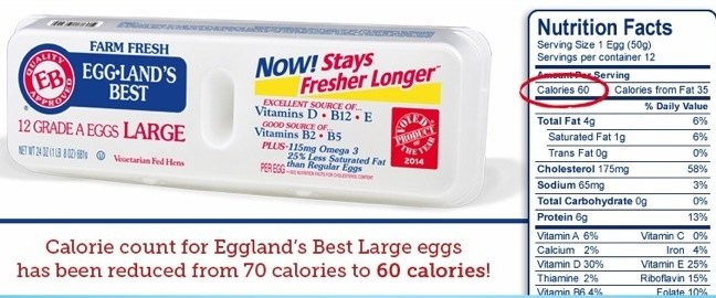 eggland's best screenshot