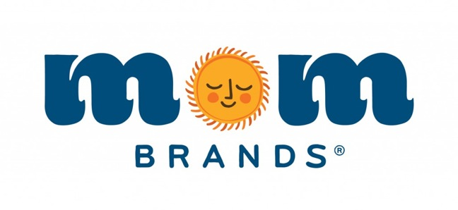 Mom Brands logo