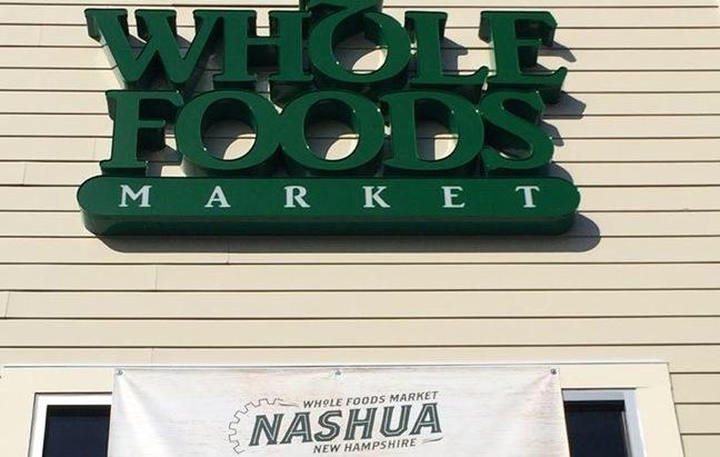 Whole Foods in N.H.