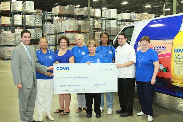Goya Foods Unveils State-of-the-Art Distribution Center in ...