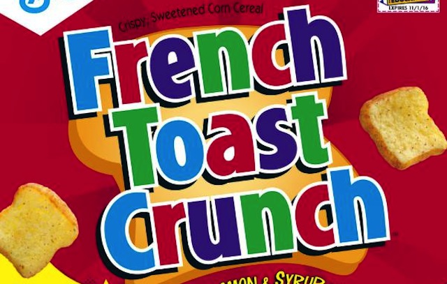 General Mills French Toast Crunch