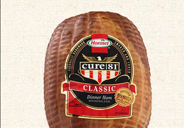 Hormel Cure 81 ham