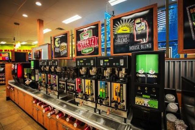 Sheetz Inc. Coffee bar