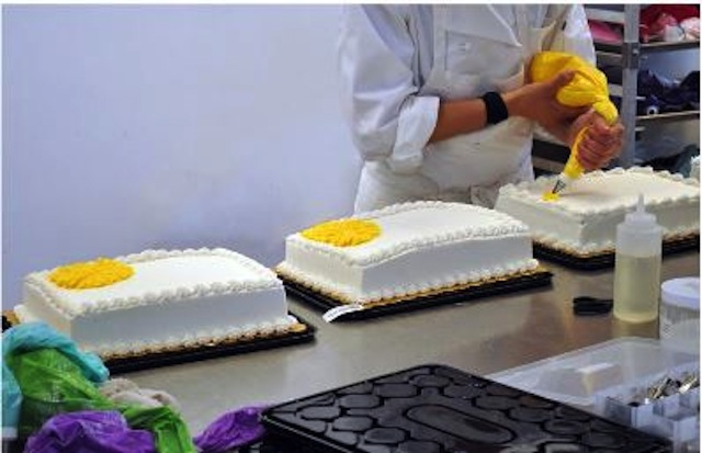 IDDBA Cake Decorating