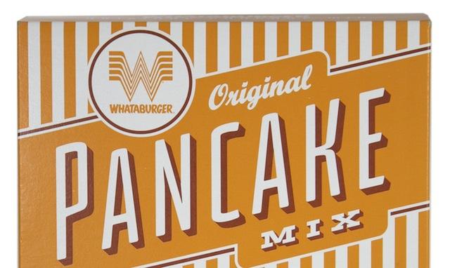 Whataburger pancake 2
