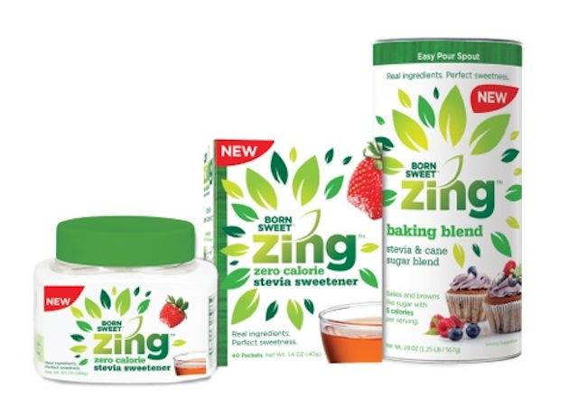 Zing stevia