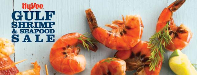 Hy-Vee shrimp promo