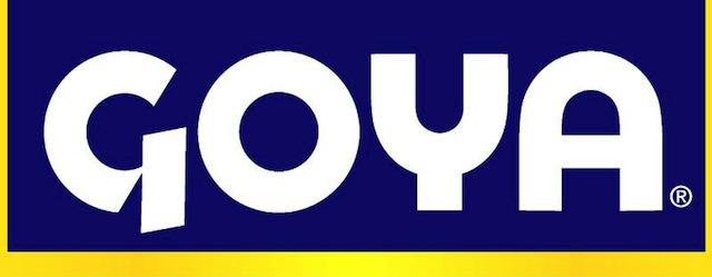 Goya Foods Logo Carson