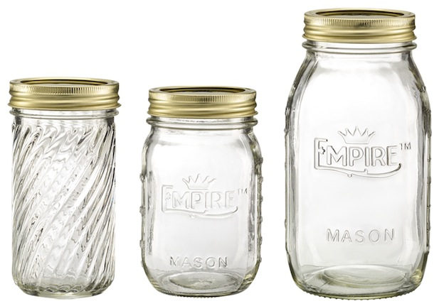New Joint Venture Launches New Choice In Canning Jars
