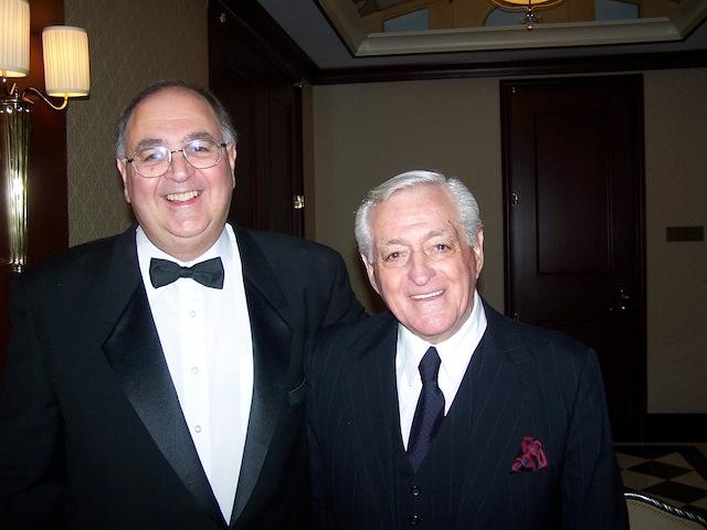 Harold Lombardi, left, died June 12.