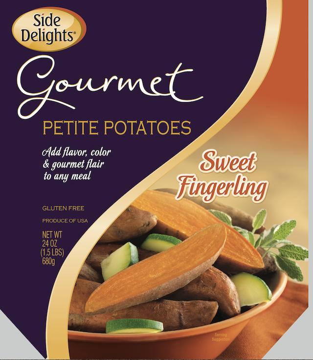Gourmet Petite Sweet Fingerling
