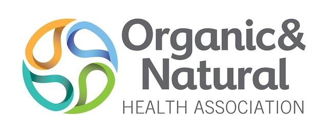 organic & natural logo