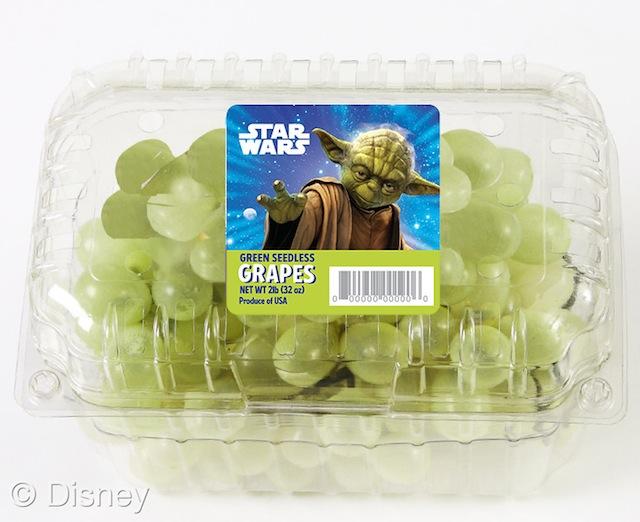 Disney grapes