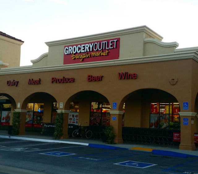 Grocery Outlet, Grocery Outlet store front, Grocery Outlet Holding Corp.