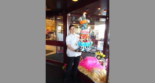 Amanda Hansen (Photo: Upper Midwest Bakery Association, Facebook)