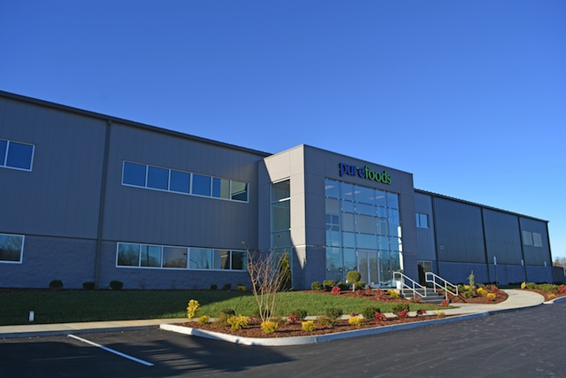 Pure Foods, a specialty snack company, celebrated the opening of its global headquarters and primary manufacturing location on Jan. 29 in Kingsport, Tennessee.