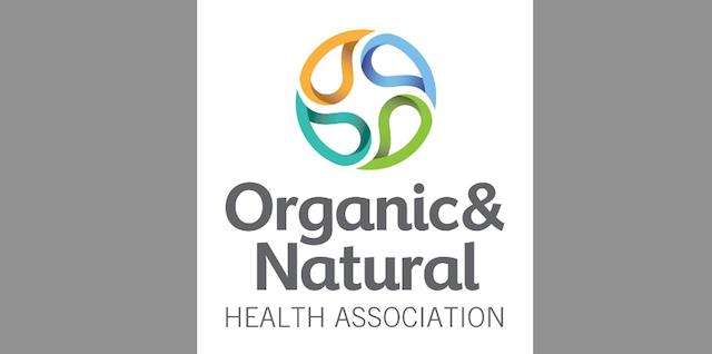 Organic & Natural Health Association logo