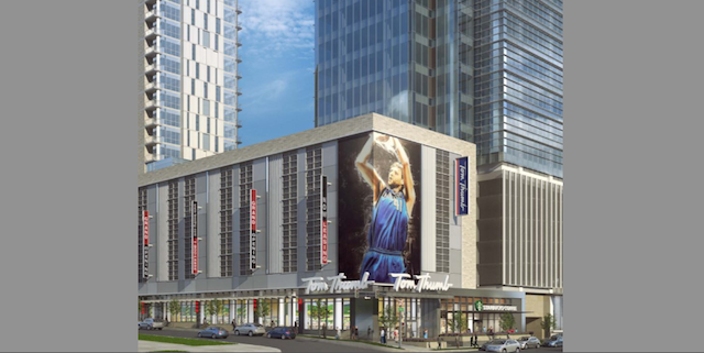 tom thumb the union rendering