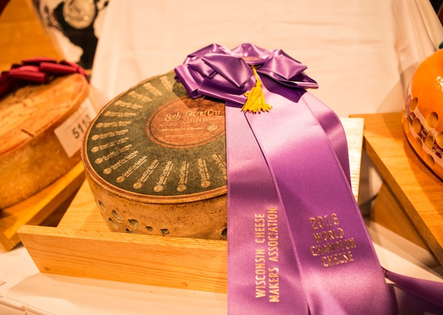 Emmi Roth Grand Cru Surchoix - 2016 World Champion Cheese