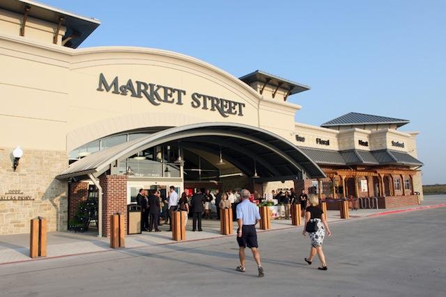 Market Street in Plano