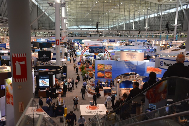 Seafood Expo North America Show Begins Sunday