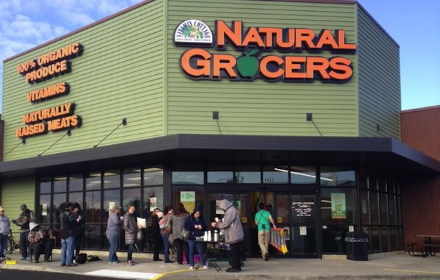 Natural Grocers results, seafood department