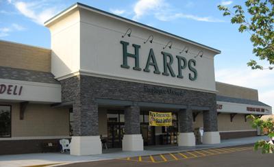 Harps store