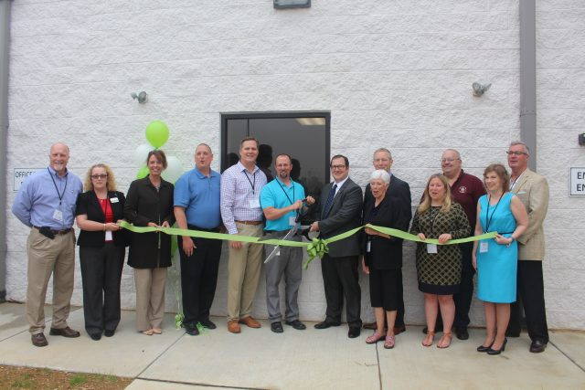Apio Hanover Expansion Ribbon Cutting
