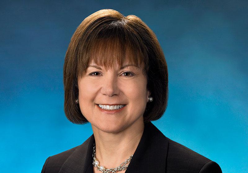 Sue Klug, Gelson's board