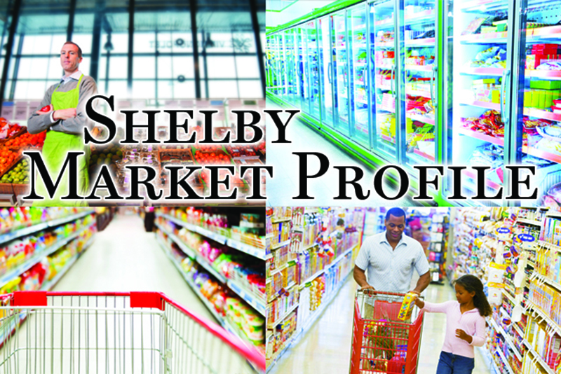 Maine Shelby Market Profile grocers