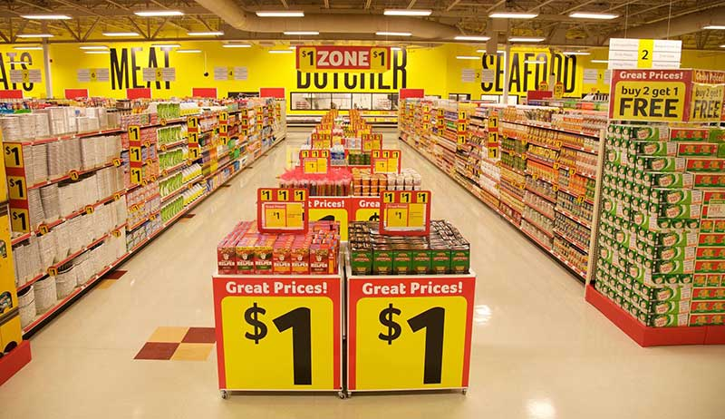 Southeastern Grocers debuted its new Harveys Supermarket store concept in July at its former Bi-Lo location at 1620 Ashley Road in Charlotte.