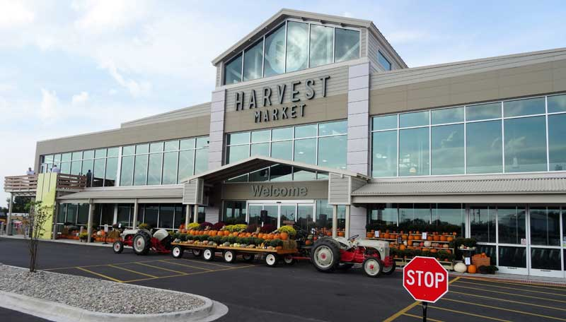 Harvest Market Designed To Cultivate Shopper And Producer Connections