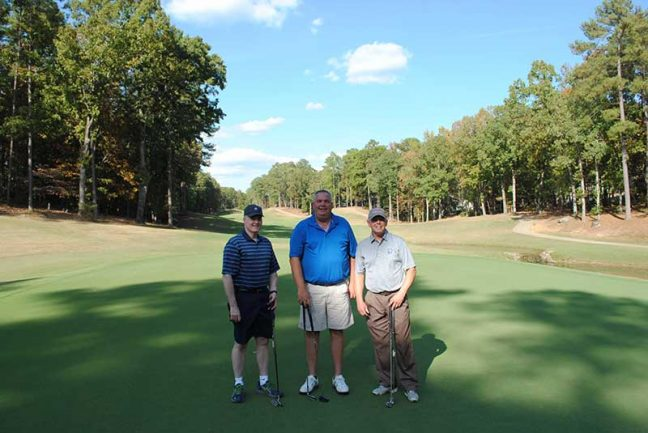 Golfers Raise Funds For Alabama Grocers Education Foundation