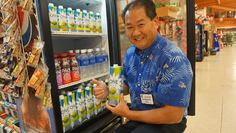 All six KTA locations in Hawaii are approved as Blue Zones Project grocery stores.