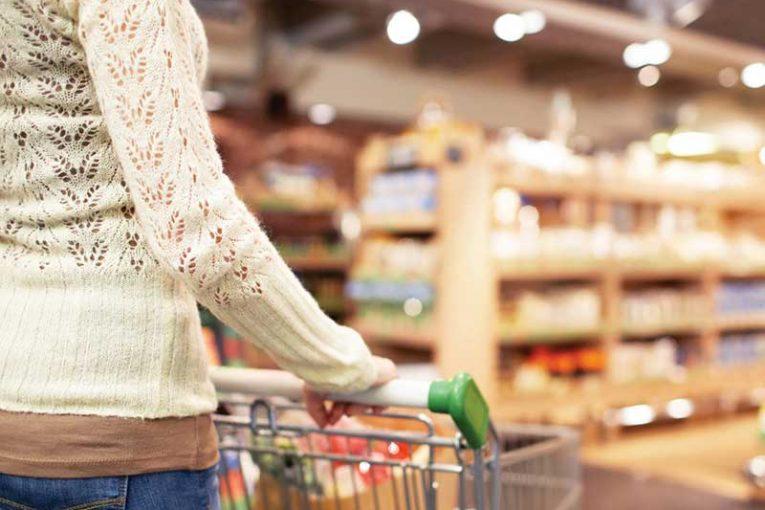 Grocery-shopper