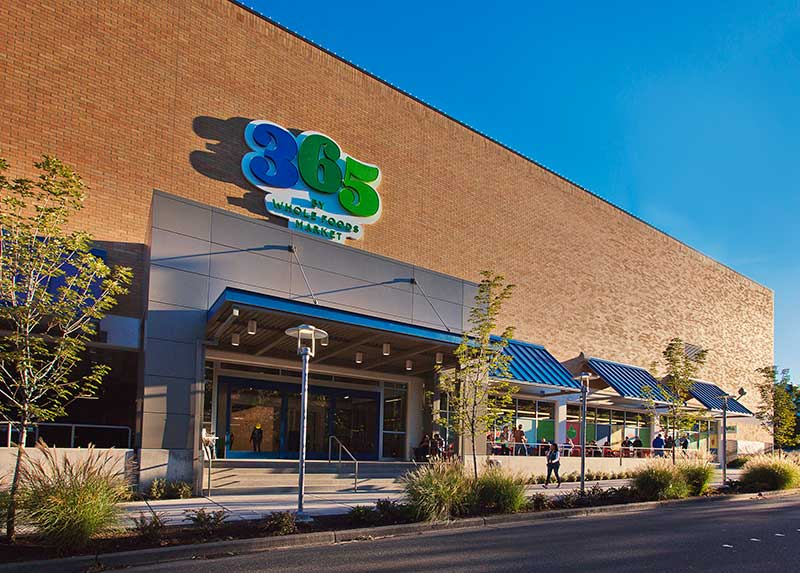 The Whole Foods 365 store in Bellevue, Washington.