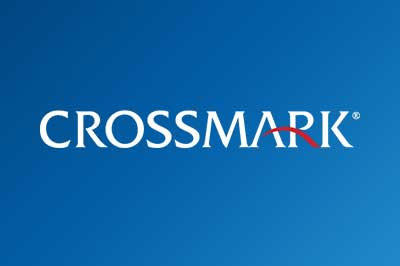 crossmark logo analytics