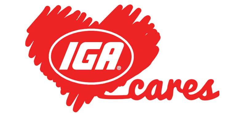 IGA-Cares-logo