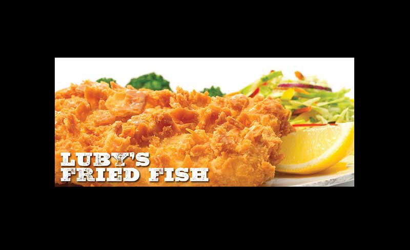 Luby's Fried Fish