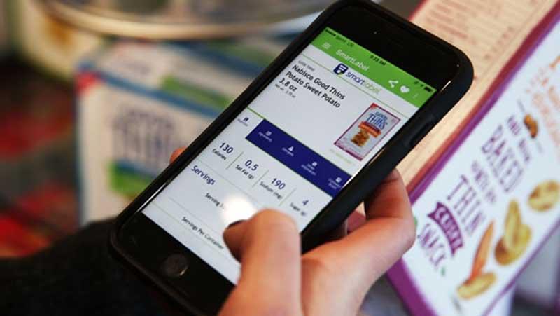 Mondelez-SmartLabel-app