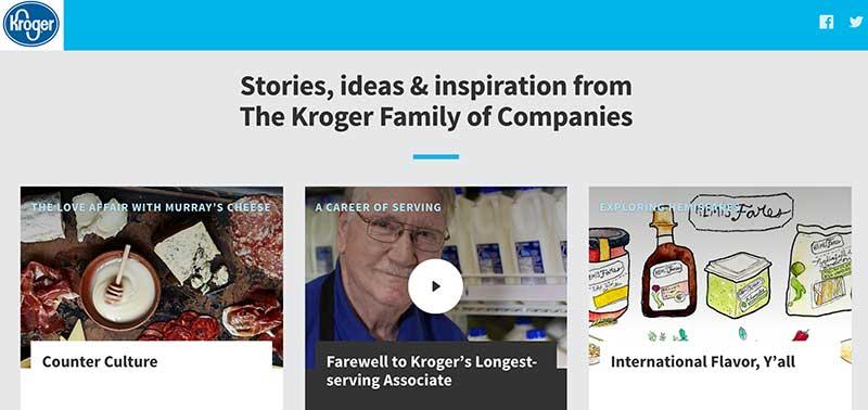 Kroger-Stories