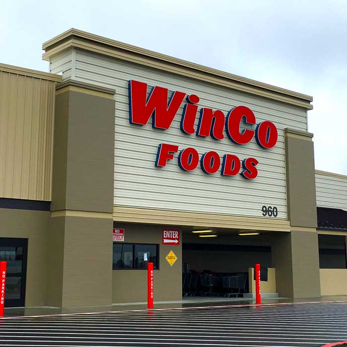 WinCo Foods opened its latest store on March 30 in Moses Lake, Washington.