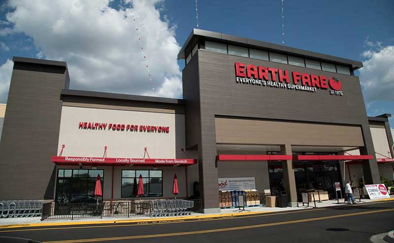 Earth Fare selling leases