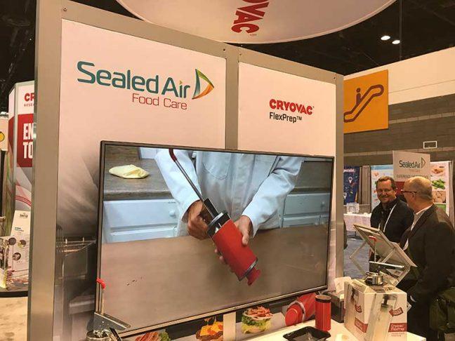 Sealed Air/Cryovac Packaging 'Sets The Food Apart'