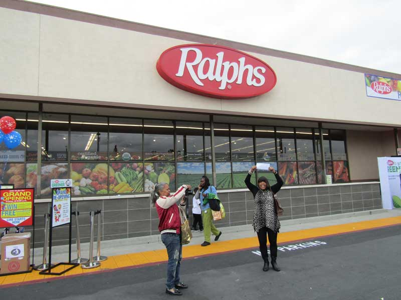 Ralphs labor negotiations